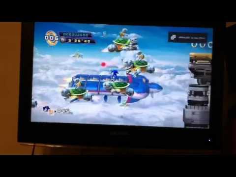 Sonic the hedgehog 4 episode 2 part 5 |
