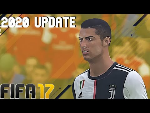 A FULL 2020 UPDATE FOR FIFA 17 | Updated Squad, Kits, And Ratings!