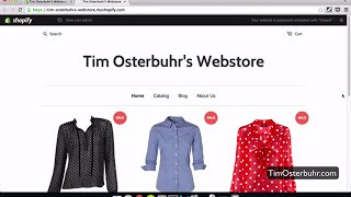 Shopify Review And The Ultimate Step-by-step Tutorial To Creating An Online Store On Shopify