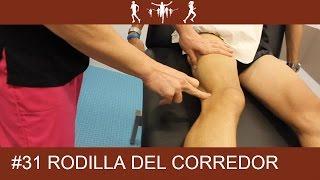 En la rodilla arriba parte que la exterior hacia dolor irradia la pierna de