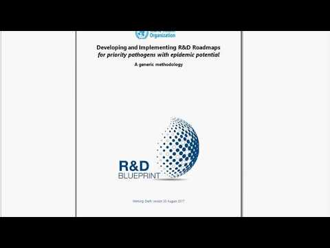 Ebola-Marburg R&D Roadmap Webinar May 15 2018