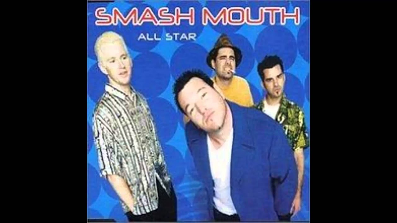 All Star Smash Mouth Sped Up Youtube