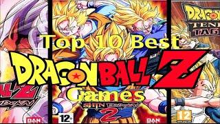 Top 10 best dragon ball z games