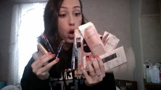 Double Makeup Haul March 2014 Dollar Tree And Ocean State Job Lot