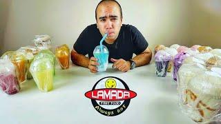 تاكل ايه من Lamada ؟