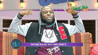 IKECHUKWU ON DATING RULES DOS AND DONTS - Talk Talk