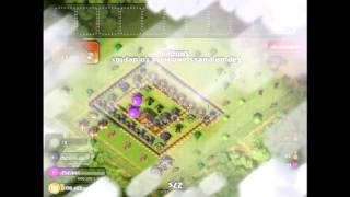 Attacking in clash of clans