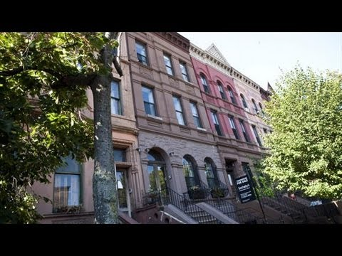 New York Townhouses - WSJ Mansion