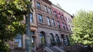 New York Townhouses - WSJ Mansion