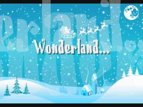 Vanessa hudgens winter wonderland lyrics youtube