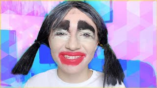 How I Did My Makeup In Highschool - it's just luke (Deleted Video)