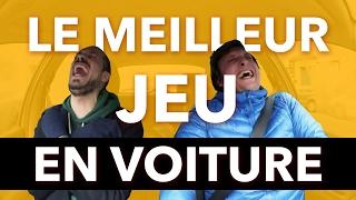 LE MEILLEUR JEU EN VOITURE