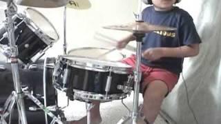Baixar One Metallica - Raghav 5 year old drummer