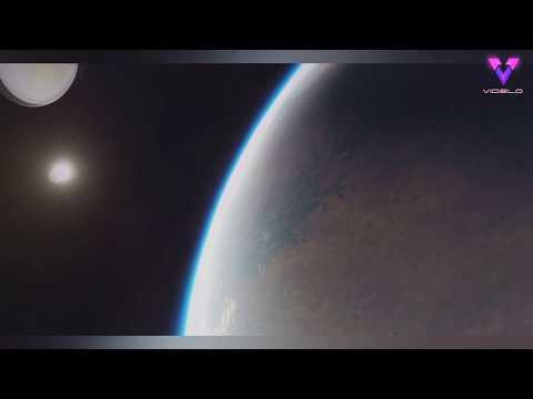 Así se ve un eclipse solar desde el espacio
