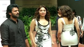 Bahubali Prabhas and Hot Tamannaah Bhatia at 18th Jio Mami Film Festival