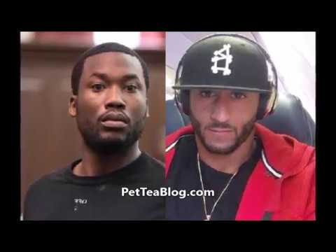 Colin Kaepernick spoke to Meek Mill & wants people to know that he...