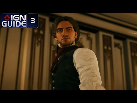 Assassin's Creed Unity 100% Sync Walkthrough - Sequence 01, Memory 02: The Estates General