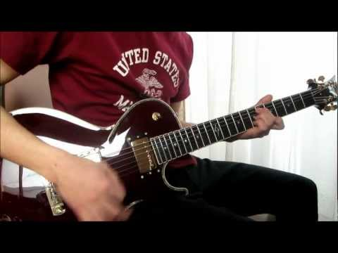 Woe, Is Me - A Story To Tell (Guitar Cover) HD