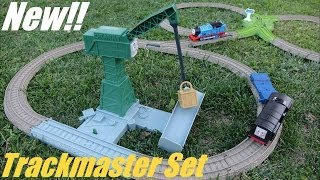 Thomas & Friends: Cranky's Spinning Cargo Drop Playtime - Trackmaster thumbnail