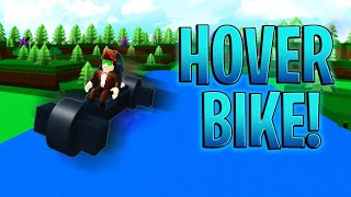How To Make A Hover Bike In Roblox Build A Boat For Treasure!