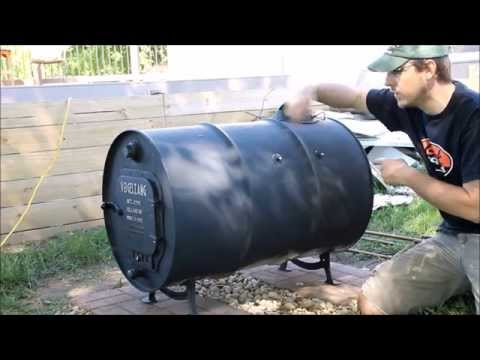 Wood Burning Pool Heater - Heat Your Pool For Free!
