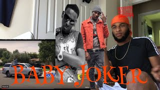 Young Dolph, Key Glock - Baby Joker (Official Video)- Kano Reaction