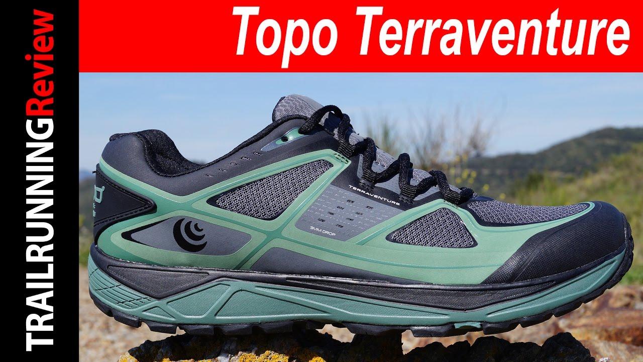 Topo Athletic Terraventure Review - YouTube