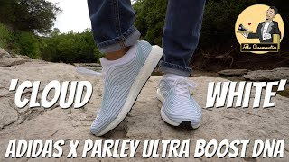 Parley x UltraBoost DNA 'Cloud White'