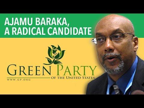 Ajamu Baraka, a Radical Candidate