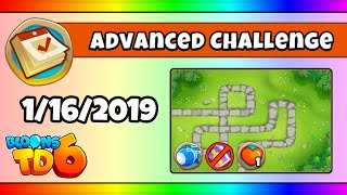 BTD6 Challenge NOW FOR SOMETHING DIFFICULT