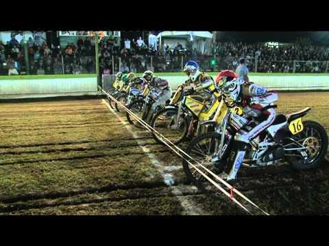 Reportage Grass Track Marmande 2011 - version courte