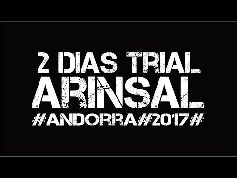 DR76 2 DIAS TRIAL ARINSAL 2017
