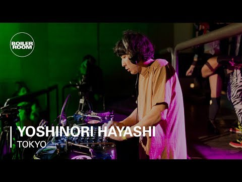 Yoshinori Hayashi Boiler Room x Dommune Halloween DJ Set Mp3