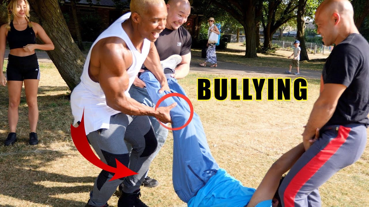 Image result for master wong Bullying Don't be a victim