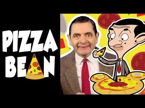 PIZZA Bean | NEW Song | Summer Soundtrack | Mr Bean Official