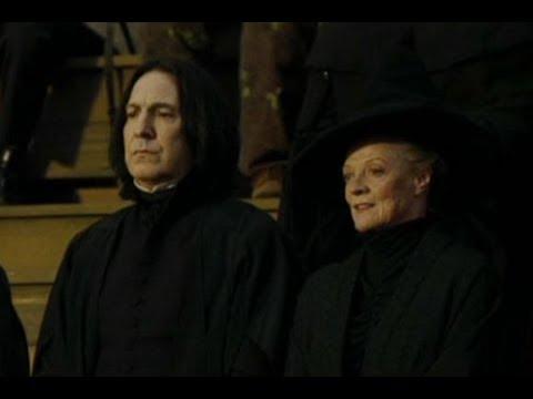 077ea34c8 Minerva Mcgonagall Vs Severus Snape!!   - YouTube