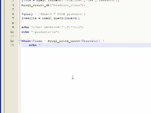 PHP, MySQL,and Flash