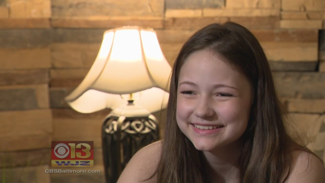 Md  Girl With Rare, Incurable Disease Leaving 'Bubble' To Compete In Miss  Teen Maryland