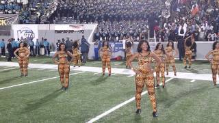 2014 JSU J-settes (You send me swinging) TNSU
