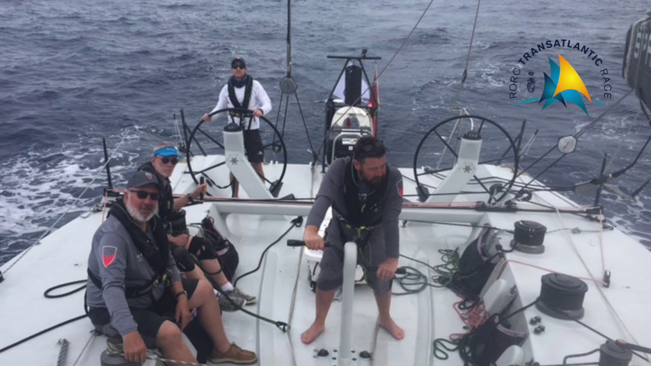 2017 RORC Transatlantic Race - DAY TWO Challenger