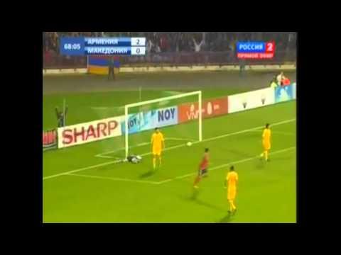 Armenia - Macedonia 4-1 (7/10/2011)