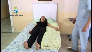 Asistencia y soporte al cuidador de pacientes con secuelas de ICTUS (video1)