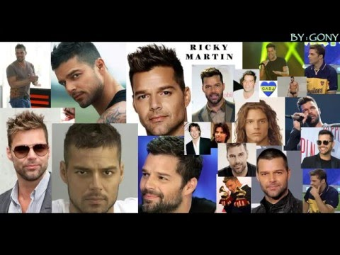 Ricky Martin enganchados románticos