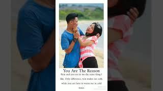 Lagu you are the reason