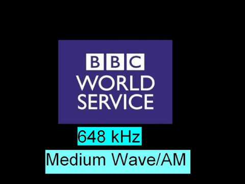 BBC World Service 648 MW, 27/03/11, final minutes before transmitter switch off