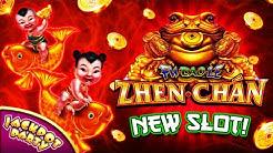 Zhen Chan - Red Envelope Jackpot Bonus!
