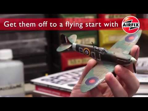 Airfix | Starter Sets - The Excitement is Building