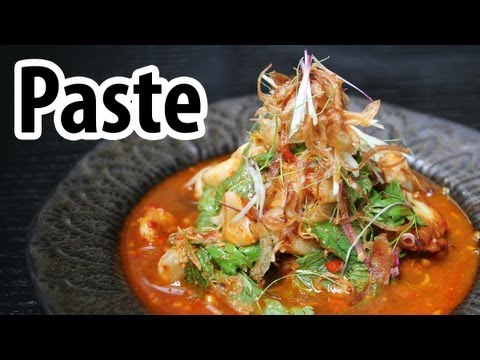 Paste Modern Thai Food – One of The Best Restaurants in Bangkok