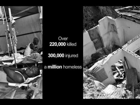 Urban Disasters - Lessons from Haiti