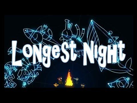 LA NOCHE MAS LARGA   Night in the Woods The Longest Night - (Español / Castellano)